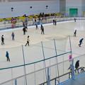 結構賑わってたモリコロパークのアイススケート場 - 8