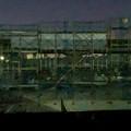 写真: 桃花台線の桃花台中央公園南側高架撤去工事(2018年2月7日):割りと早く進む撤去 - 5