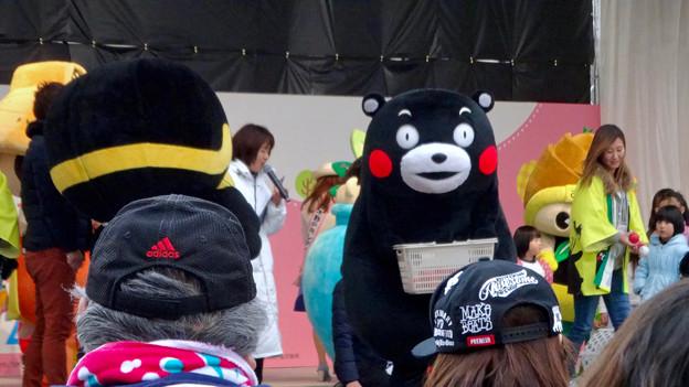 久屋大通公園:ほっと九州フェア 2018 No - 5(くまモンも来訪)