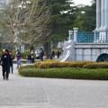 ポケモンGoのイベント「コミュニティデイ」開催でたくさんの人が集まっていた鶴舞公園(2018年2月24日) - 11