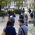 ポケモンGoのイベント「コミュニティデイ」開催でたくさんの人が集まっていた鶴舞公園(2018年2月24日) - 13