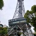 写真: 真下から見上げた名古屋テレビ塔(2018年3月3日) - 4