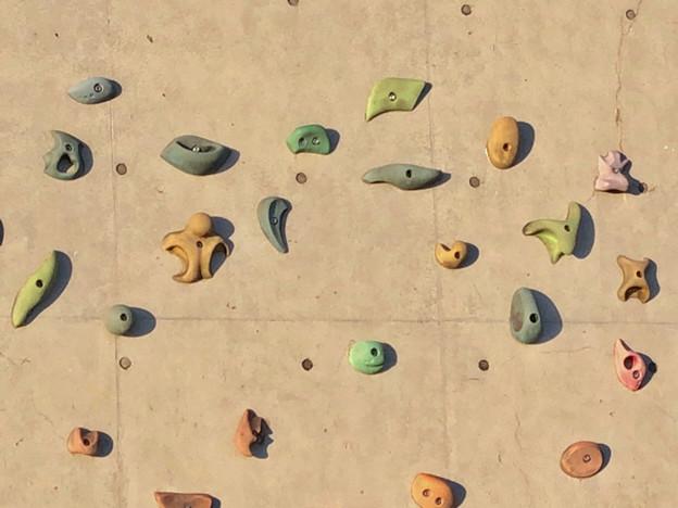 パークアリーナ小牧のクライミングウォール - 5