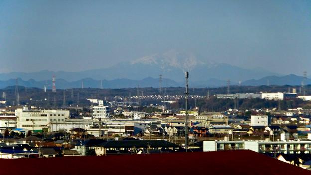 県営岩崎住宅から見た御嶽山(2018年3月12日) - 17