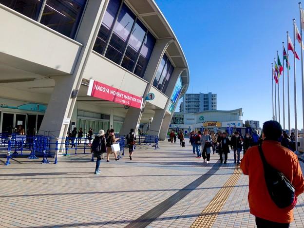 マラソン EXPO 2018 No - 6:大勢の人で賑わってた会場周辺