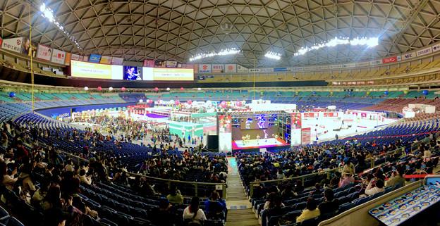 マラソン EXPO 2018 No - 9:会場パノラマ