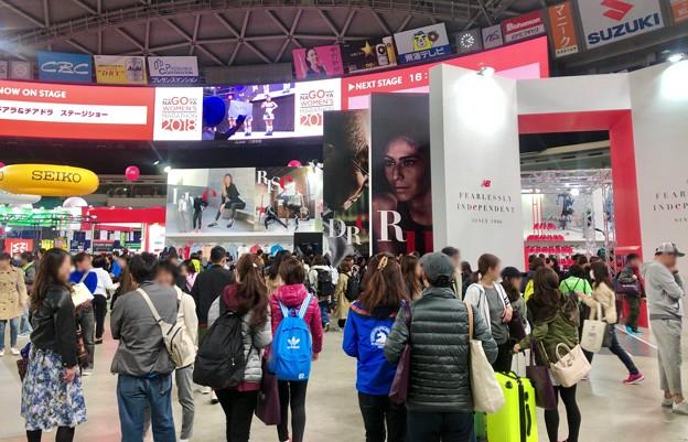 マラソン EXPO 2018 No - 19:大勢の人で賑わう会場