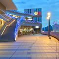 昨年9月に開業した「テラッセ納屋橋」 - 23:イルミネーション