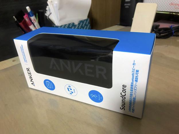 Ankerのモバイルスピーカー「SoundCore」 - 2