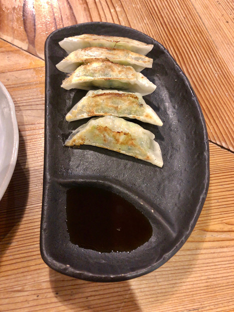 鶴亀堂:餃子