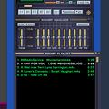 写真: Vivaldi WEBパネルに「Winamp2-js」- 9:プレイリスト部分を拡大
