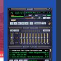 写真: Vivaldi WEBパネルに「Winamp2-js」- 13