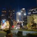 名古屋駅の北東側から見た夜の名駅ビル群 - 3