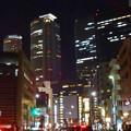 名古屋駅の北東側から見た夜の名駅ビル群 - 10