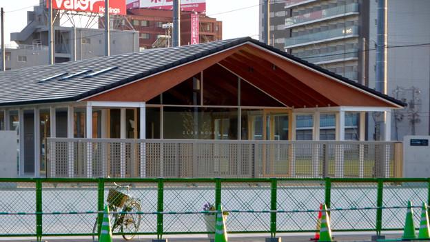 4月にオープン予定の「テラスポ鶴舞(鶴舞公園スポーツコミュニティセンター)」 - 3