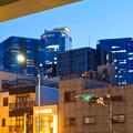 円頓寺商店街から見上げた名駅ビル群 - 1