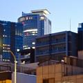 円頓寺商店街から見上げた名駅ビル群 - 2