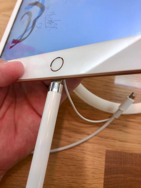 Apple PencilのiPad充電は、やはりちょっとおかしいと思う… - 3