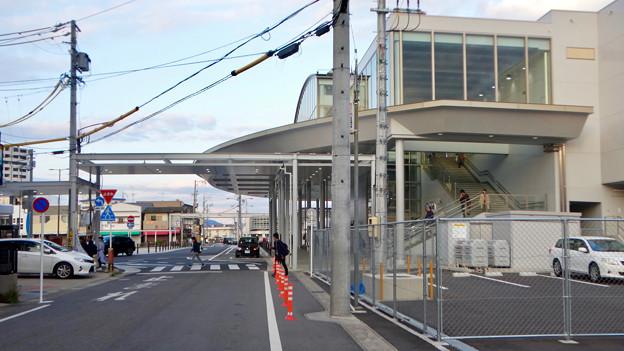 整備工事が終わったJR春日井駅(2018年4月8日) - 1
