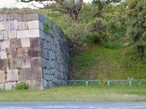 物見櫓にしたら良いのではと思った名古屋城東門前の石垣 - 4