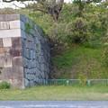 写真: 物見櫓にしたら良いのではと思った名古屋城東門前の石垣 - 4