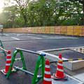 写真: 金シャチ横丁「義直ゾーン」 - 30:近日オープン予定のビアガーデン「金シャチ海鮮市場」の建設予定地?