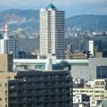 名古屋城天守閣から見た景色 - 10:アンビックス志賀ストリートタワー