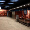 名古屋城(2018年4月)No - 21:江戸時代頃の城下町を再現(?)したスペース(昼間)