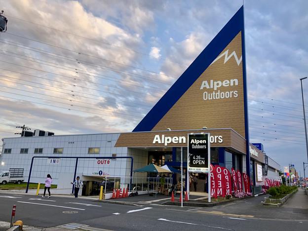 オープンしたばかりの「アルペンアウトドアーズ 春日井店」 - 13