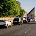 写真: アルペンアウトドアーズ春日井店へと向かう車の渋滞(国道19号) - 3