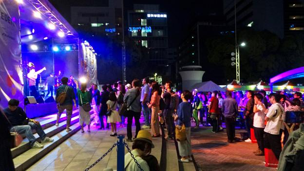 ベルギービールウィークエンド 2018 No - 38:夜のライブステージ