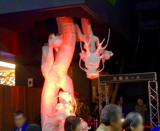大須万松寺:龍の像に様々なエフェクト!? - 4