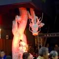 Photos: 大須万松寺:龍の像に様々なエフェクト!? - 4