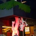 Photos: 大須万松寺:龍の像に様々なエフェクト!? - 7(目が紅く光る)