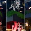 大須万松寺:龍の像に様々なエフェクト!? - 11