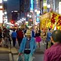 大須赤門ニッパチ祭 2018年4月 No - 21:大勢の人で賑わう赤門通り