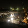 写真: 桃花台線の旧車両基地進入高架撤去工事(2018年5月15日) - 19