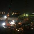 写真: 桃花台線の旧車両基地進入高架撤去工事(2018年5月15日) - 20