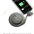 写真: Qi充電器が置いてるお店を探す事ができる「Aircharge Qi」-  6