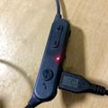 ソニーのワイヤレスイヤホン「WI-SP600N」 - 13:充電中