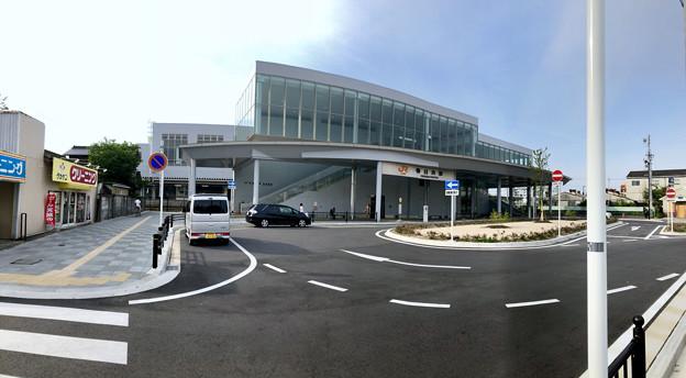 JR春日井駅南口のパノラマ(2018年5月26日) - 1