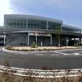 写真: JR春日井駅南口のパノラマ(2018年5月26日) - 3
