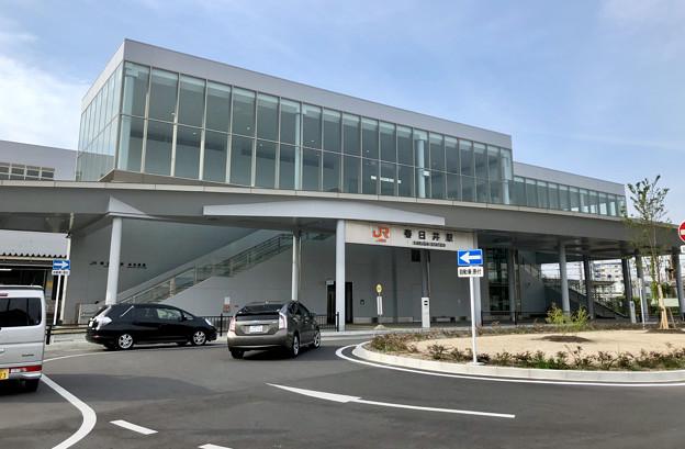 整備が完全に終わっていたJR春日井駅南口(2018年5月26日)