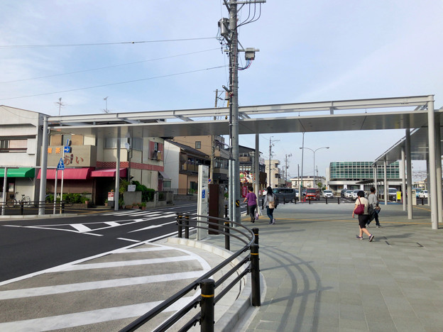 整備が完全に終わっていたJR春日井駅北口(2018年5月26日) - 6