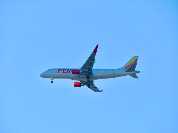 一瞬MRJ…かと思ったら、FDA旅客機 - 3