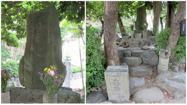 桶狭間古戦場 - 39:今川義元の墓