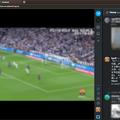 写真: Vivaldi 1.16.1195.3:タブタイリングの幅変更(AbemaTVとTweetDeck)- 2