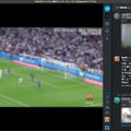 写真: Vivaldi 1.16.1195.3:タブタイリングの幅変更(AbemaTVとTweetDeck)- 3