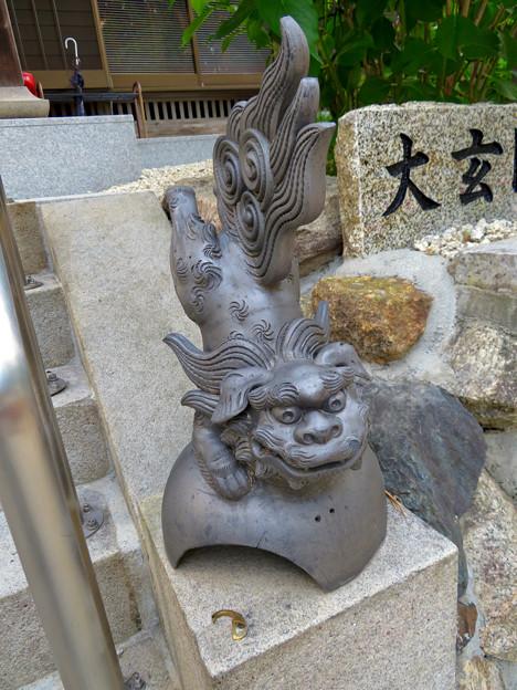高徳院 No - 38:可愛らしい狛犬