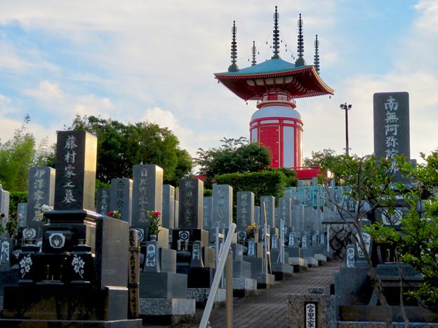 高徳院 No - 41:印象的な塔